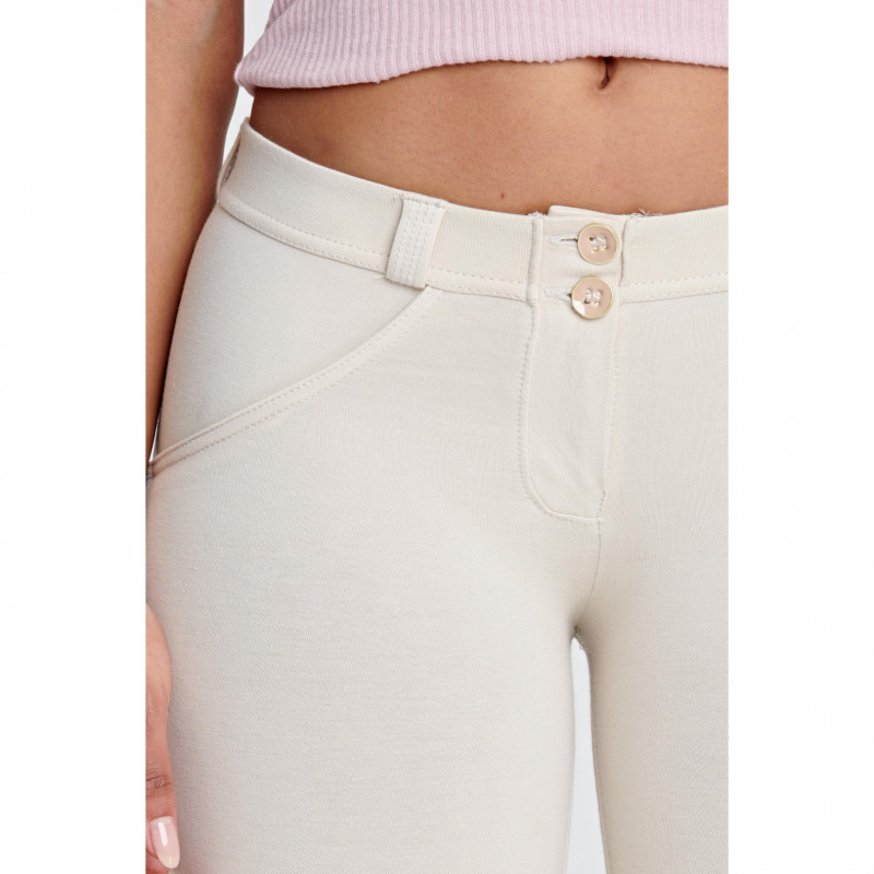 WR.UP® - Low Waist Skinny - Light Beige - Z640