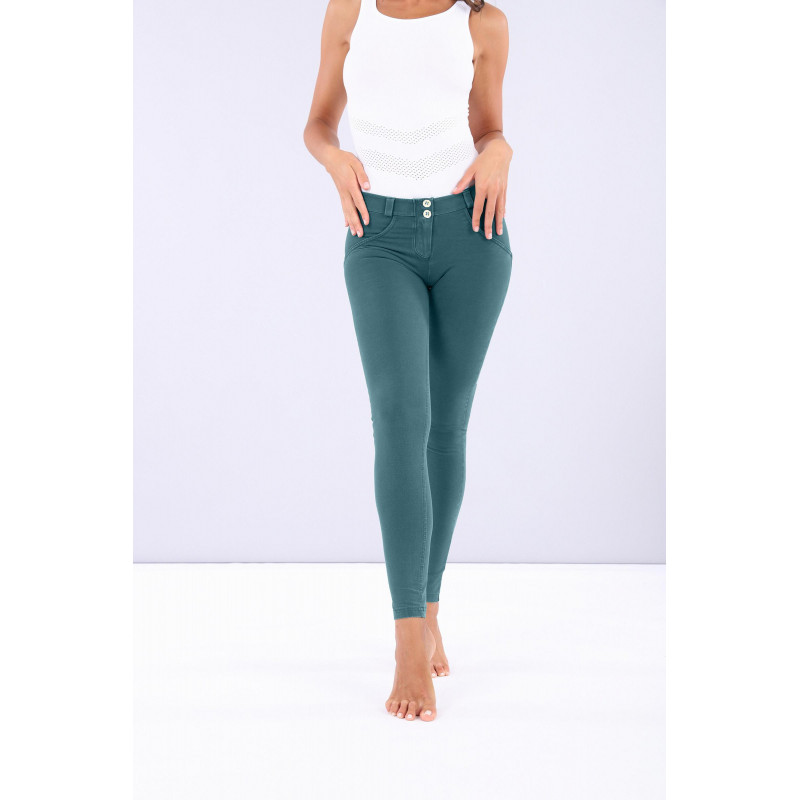 WR.UP® - Regular Waist Skinny - Used Look - Hydro - V220