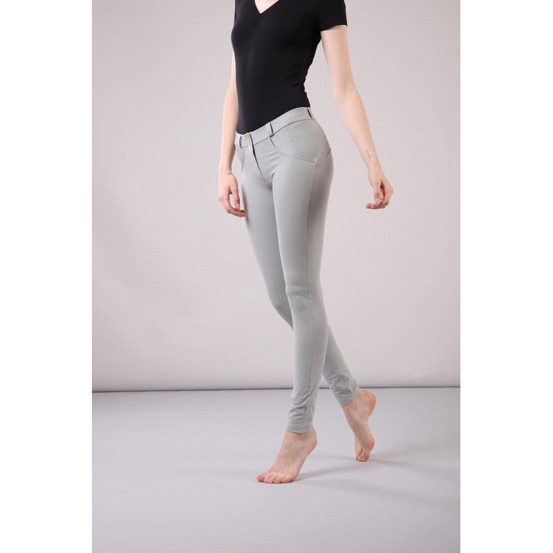 WR.UP® - Regular Waist Skinny - Grey - G230