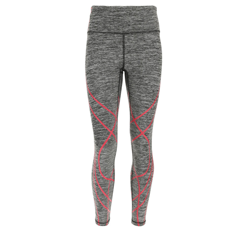 Leggings SUPERFIT D.I.W.O.® - 7/8 - Melange Dark Grey - N26QF