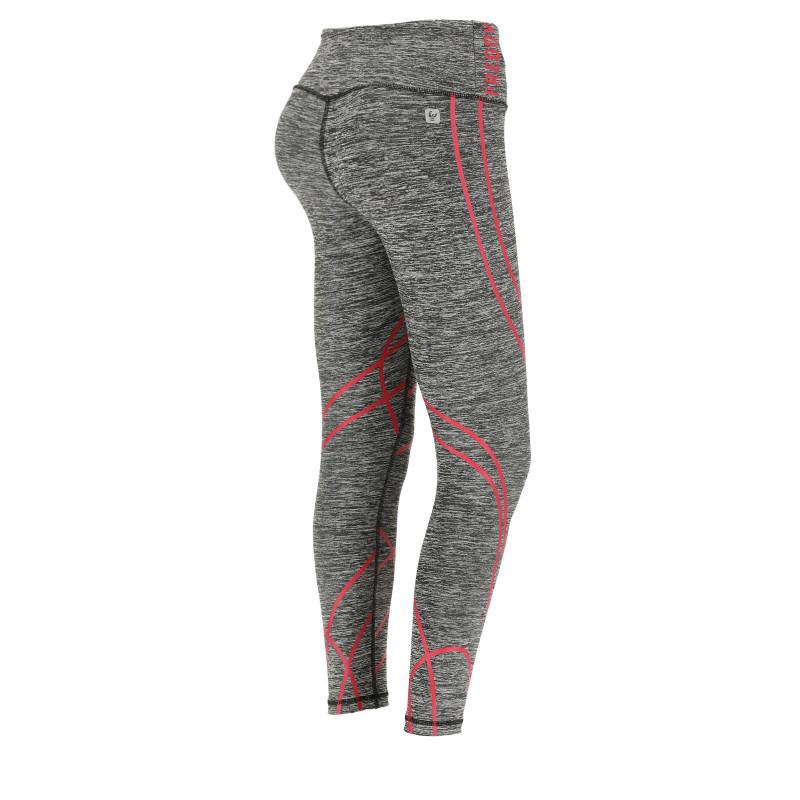 Leggings SUPERFIT D.I.W.O.® - 7/8 - Melange Dark Grey - N26QF
