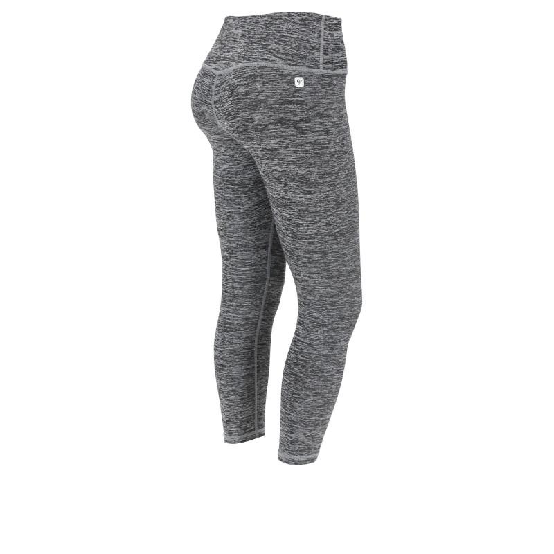 Leggings SUPERFIT - D.I.W.O.® - 7/8 - Melange Dark Grey - N26Q