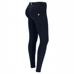 WR.UP® - D.I.W.O Pro - 7/8 High Waist Skinny mit Beauty Effekt - Dark Blue B94