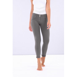 WR.UP® - Low Waist Skinny mit Shaping-Effekt - Ecoleder