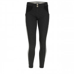 WR.UP® - 7/8 Regular Waist Skinny - P710 - Powder Puff