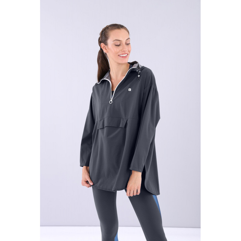 Wasserfeste Jacke - Made in Italy - Night Blue - B840