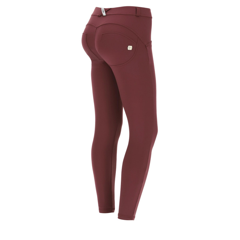 WR.UP® - D.I.W.O.® Pro - 7/8 Regular Waist Super Skinny - Bordeaux - K890