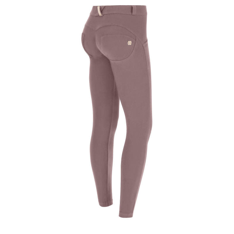 WR.UP® - 7/8 Regular Waist Super Skinny - Mallow Pink - P430