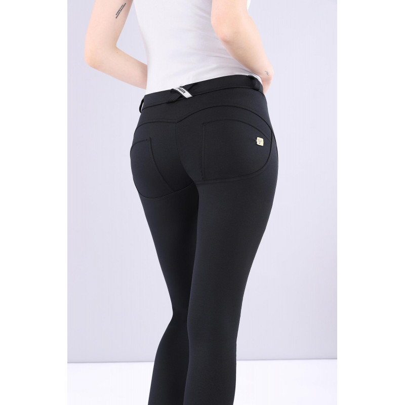 WR.UP® D.I.W.O. - Regular Waist Super Skinny - Black - N0