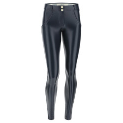 WR.UP® - Regular Waist Super Skinny - Stonewashed - B940 - Dark Blue