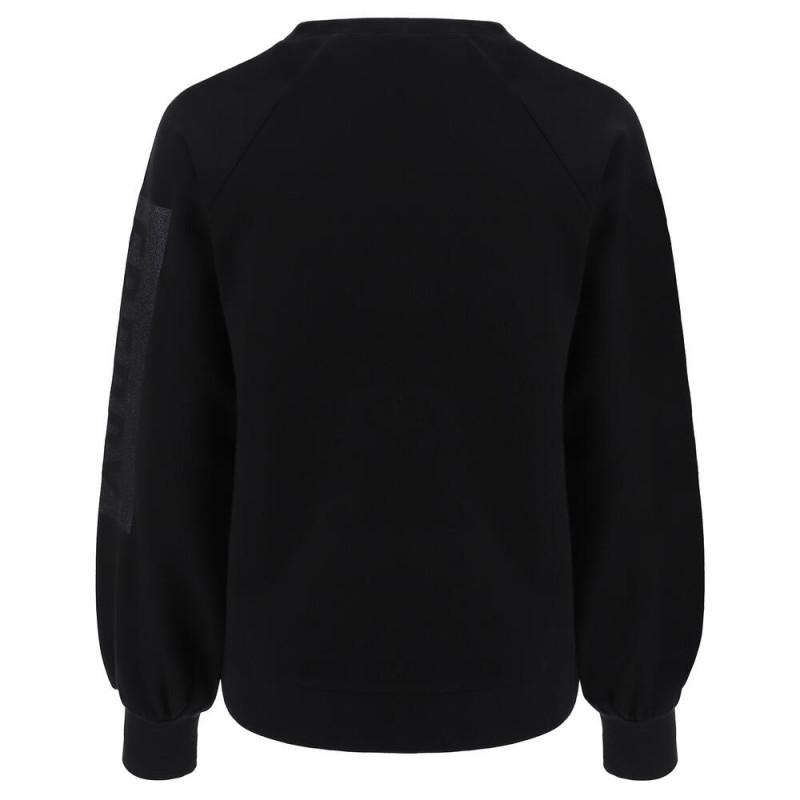 Freddy Sweatshirt - Pailletten - Black - N0