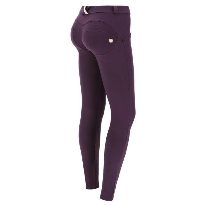WR.UP® - Regular Waist Skinny - Plum Perfect - E410