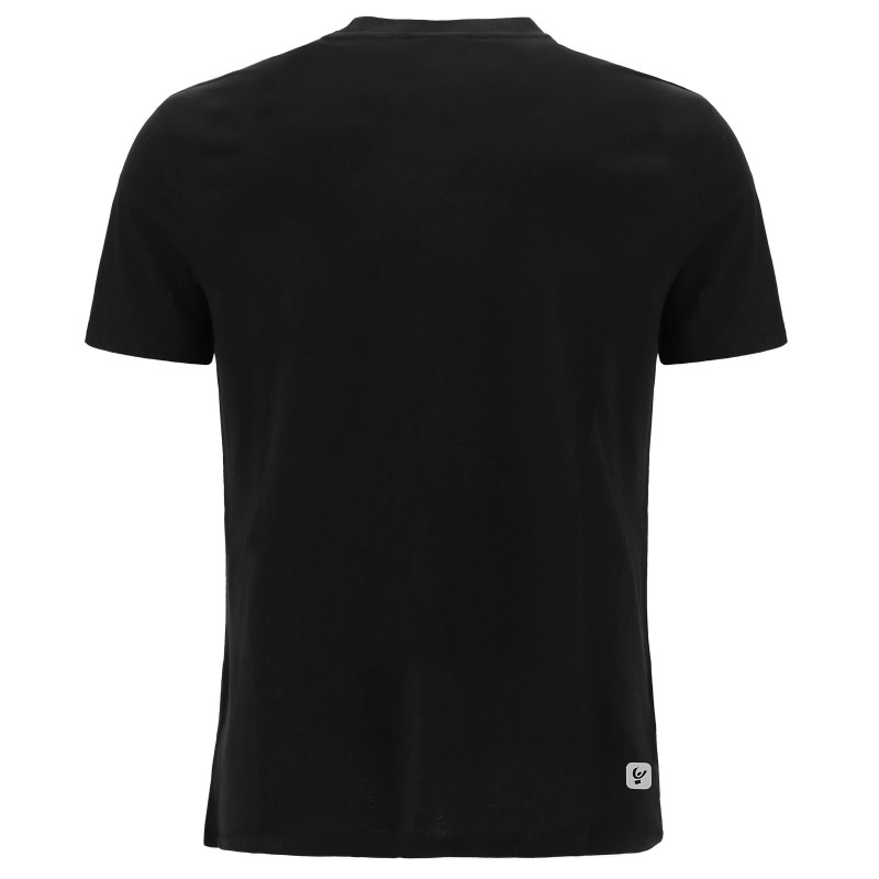 Kurzarm T-Shirt - mit Freddy Aufdruck - Black - N0