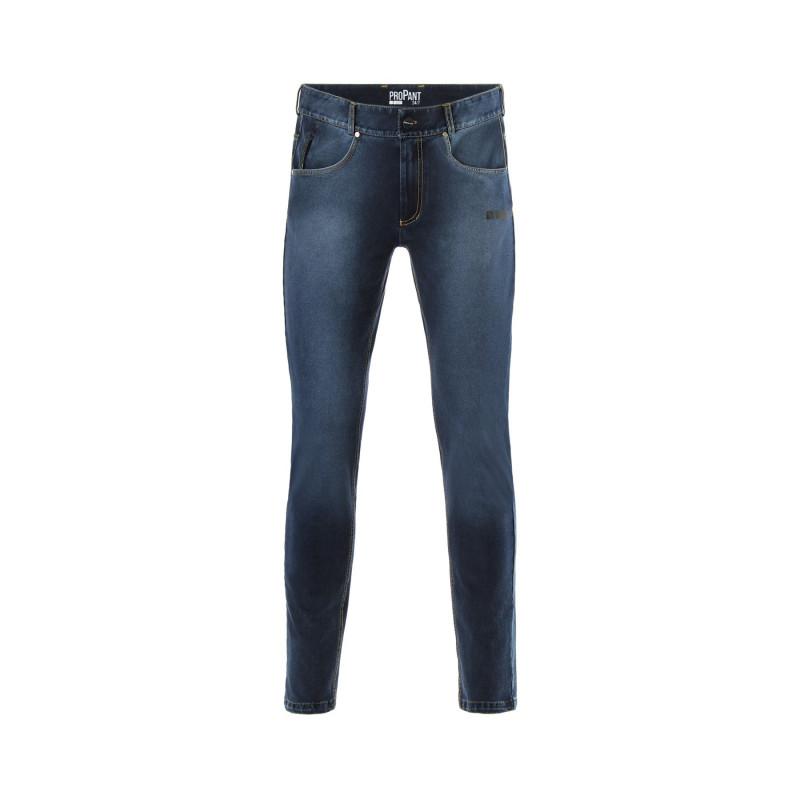 PRO PANTS 24/7 – Chinohose aus Denim - Blue Denim - J40Y