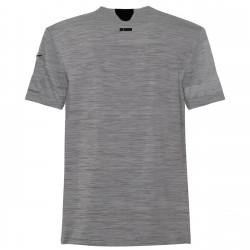 WR.UP® Denim - Regular Waist Skinny - J3N - Washed Grey-Black Seam - Destroyed