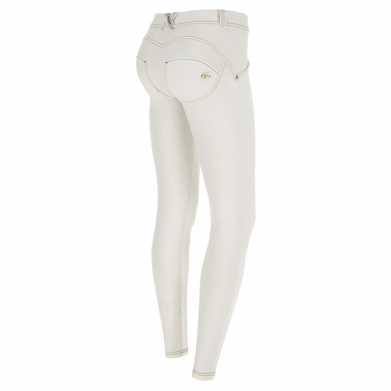 WR.UP® Denim - Regular Waist Skinny - True Denim - White - W0