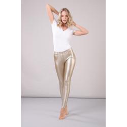 WR.UP® - 7/8 Regular Waist Super Skinny - Melange Grey - H40