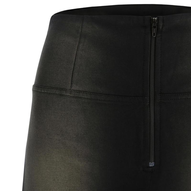 WR.UP® - High Waist Skinny - Stonewashed - N0 - Black
