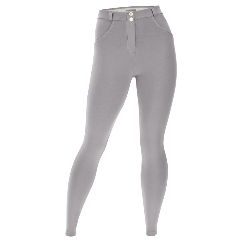 WR.UP® Curvy - Regular Waist Skinny - Silver Filigree - G360