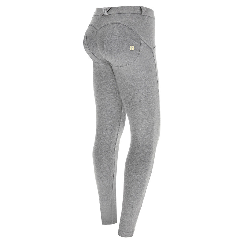 WR.UP® Curvy - Regular Waist Skinny - Melange Grey - H40