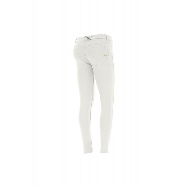 WR.UP® Drill - Regular Waist Skinny mit Shaping-Effekt - White - W0