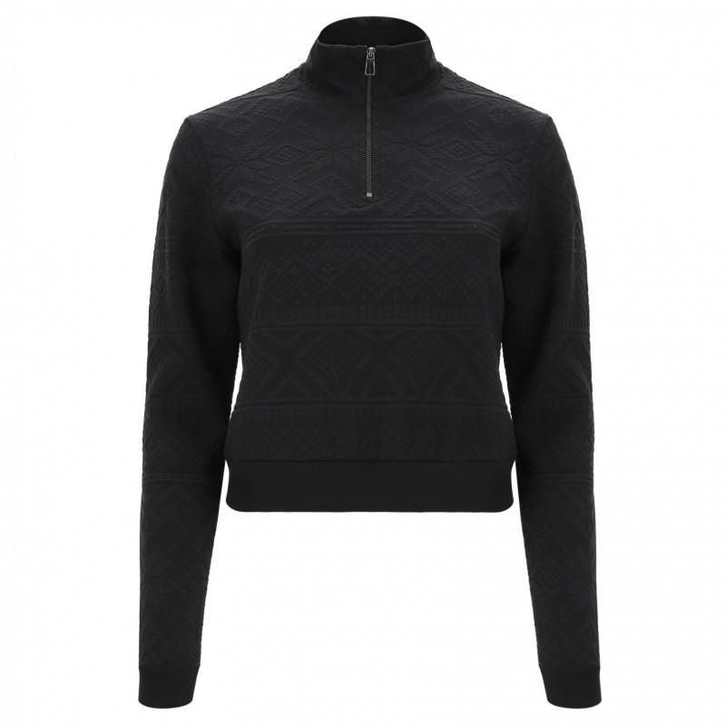 Shirt - Norwegermuster - Black - N