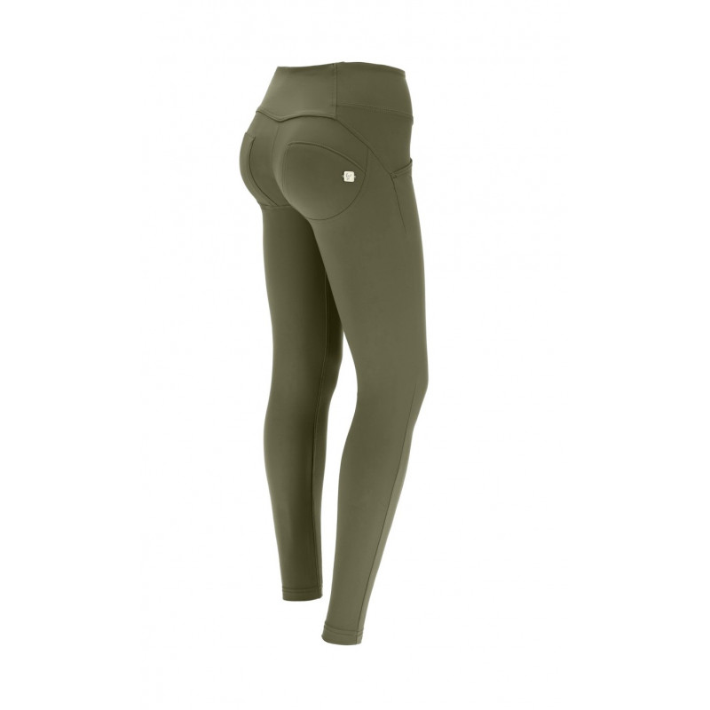 WR.UP® - D.I.W.O.® Pro - Mid Waist Skinny mit Beauty Effekt - Winter Moss - V1120
