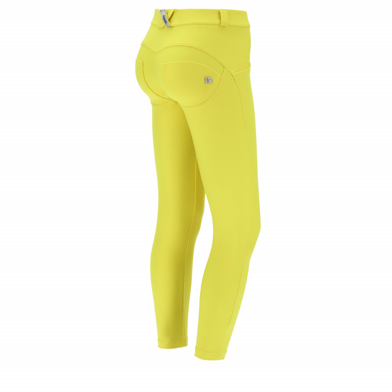 WR.UP® - 7/8 Regular Waist Skinny - Saturated Colour - Buttercup - Y980
