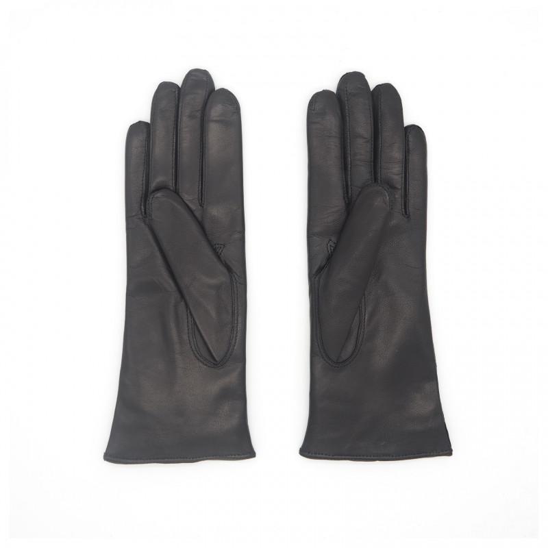 WR.UP® Denim - Regular Waist Skinny - J7N - Black Denim - Black Seam