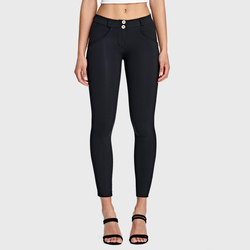 WR.UP® - D.I.W.O.® Pro - 7/8 Regular Waist Super Skinny - Black - N0