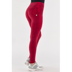 Leggings SUPERFIT - D.I.W.O.® - 7/8 - Sangria - F58