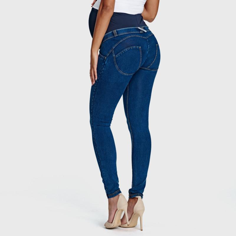 N.O.W.® Pants - Mid Waist Straight - J0Y