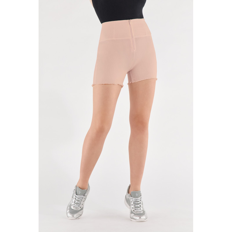 WR.UP® Denim Shorts - High Waist - Rose Cloud - P340