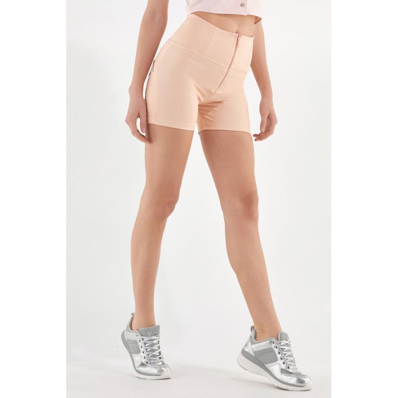 WR.UP® Drill Shorts - High Waist - Rose Cloud - P340