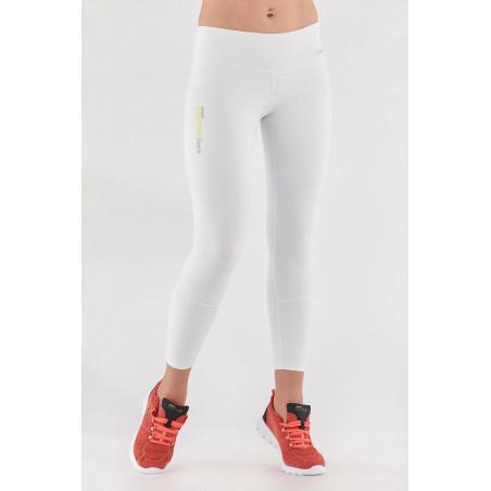 ENERGY PANTS®  - D.I.W.O® - High Waist Skinny - 7/8 - White - W0