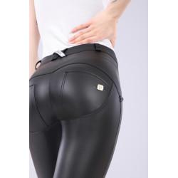 WR.UP® Ecoleder - Regular Waist Skinny - Black - N0