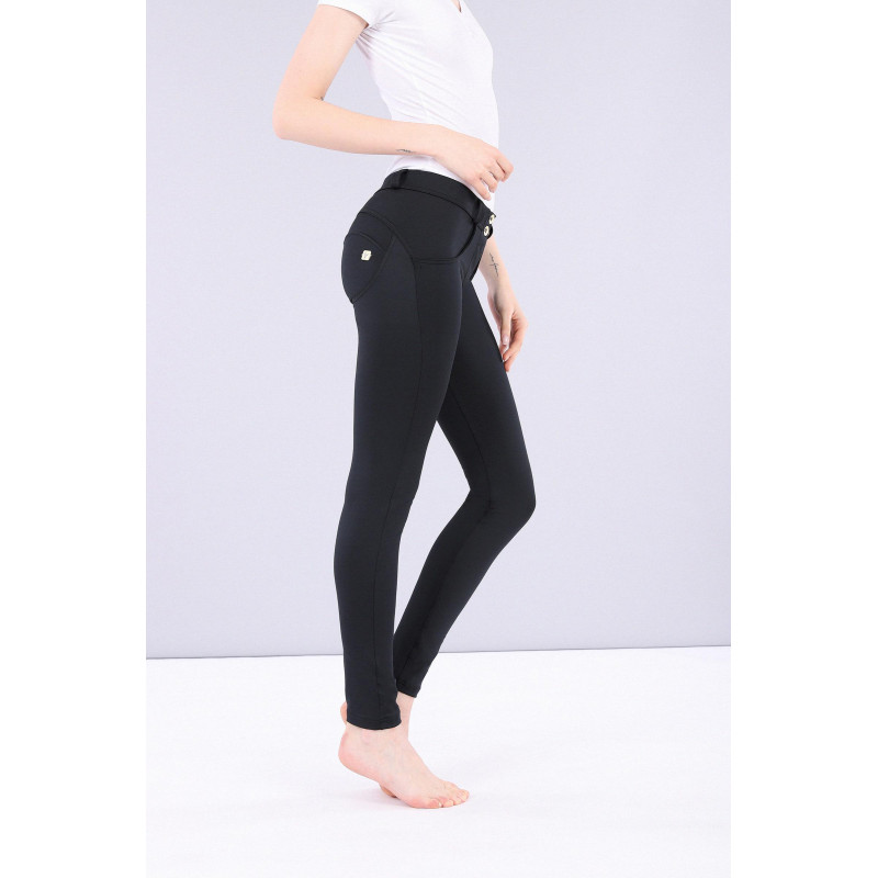 WR.UP® D.I.W.O. - Regular Waist Skinny - Black - N0