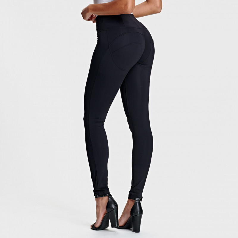 WR.UP® - D.I.W.O.® Pro - High Waist Skinny - Black - N0